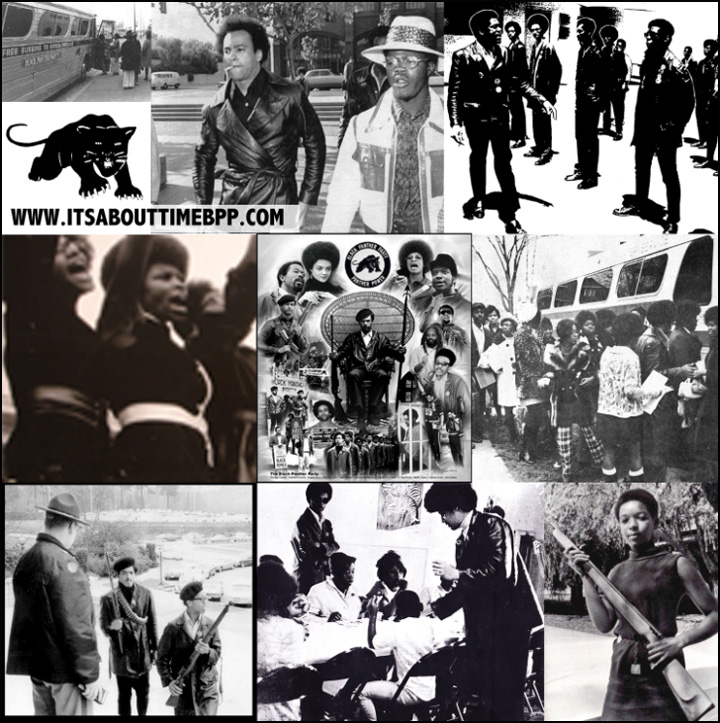 an introduction to the history of the black panther party bpp 1966 october 15 huey p newton and bobby seale write the first draft of the black panther party for self-defense (bpp) 10 - point program.